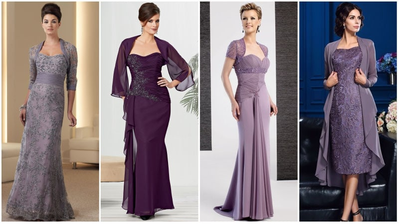 Exquisite European Wedding Dresses Elegant Mother Of The: За мајки со стил! Елегантни фустани за мајките на